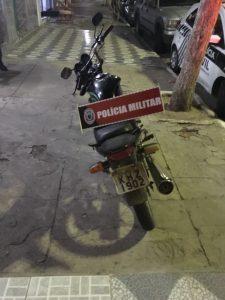 moto roubada cariri 225x300 - Polícia descobre fábrica de armas de fogo em Sumé e recupera motos roubadas