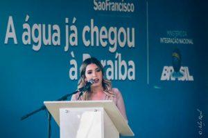 lorena_transposicao-300x200 Prefeita Anna Lorena comemora primeiro ano das águas do Rio São Francisco em Monteiro